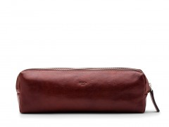 Bosca Pencil Pouch 520-97 97 Brown