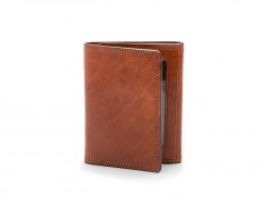 Bosca Double I.D. Trifold Wallet 53-217 217 Amber