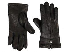 Bosca Deerskin Glove 5603-960 960 Black