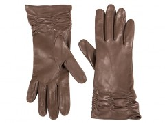 Bosca Long Lambskin Glove w/ Pleat 5652-967