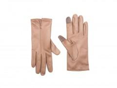 Bosca Lambskin Glove w/ Cashmere Lining 5672-968 968 Cognac