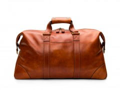 Bosca Dolce Duffle Bag 6009-217 217 Amber