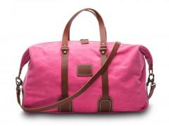 Bosca Tuscan Duffle Bag 6013-378 378 Pink