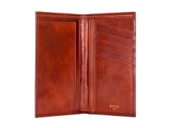 Bosca Coat Pocket Wallet 615-32 32 Cognac