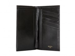 Bosca Coat Pocket Wallet 615-59 59 Black