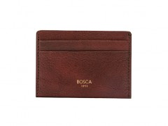 Weekend Wallet-158 Dark Brown