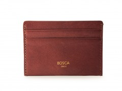 Bosca Weekend Wallet 66-158 158 Dark Brown