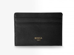Bosca Weekend Wallet 66-159 159 Black