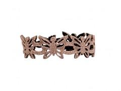 Butterfly Bracelet-350 Taupe
