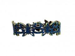 Butterfly Bracelet-351 Blue