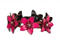 Dahlia Bracelet-33 Fuchsia