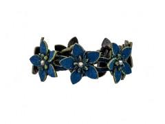 Dahlia Bracelet-351 Blue