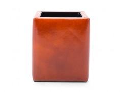 Pencil Box-27 Amber