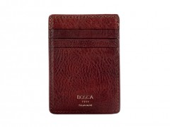 Deluxe Front Pocket Wallet-658 Dark Brown