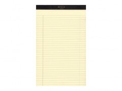 Lined Writing Pad 8.5 x 14