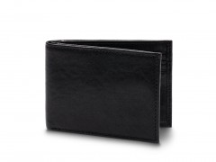 Bosca Small Bifold Wallet 81-150 150 Black