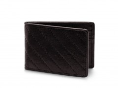 Bosca Small Bifold Wallet 81-160 160 Black