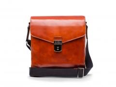 Bosca Man Bag 814-27 27 Amber