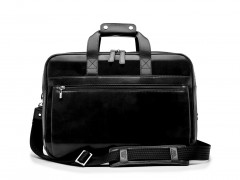 Bosca Stringer Bag 817-59 59 Black