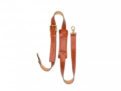 Bosca Deluxe All Leather Shoulder Strap 8170-27 27 Amber