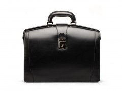 Bosca Small Partners Briefcase 821-59 59 Black