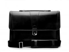 Bosca Thin Envelope Briefcase 829-59 59 Black