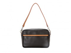 Bosca Madison Mini Bag 854-180 180 Ebony