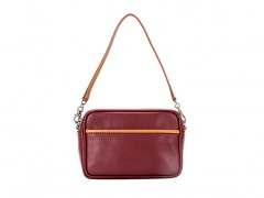 Bosca Madison Mini Bag 854-181 181 Amarena