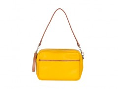 Bosca Jewel Tone Mini Bag 854-185 185 Citrine Jewel Tone Mini Bag-185 Citrine