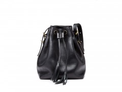 Bosca Mini Bucket Bag 857-219 219 Black