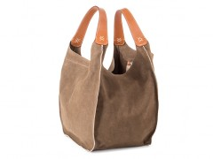 Bosca The Evelyn Bag 863-350 350 Taupe The Evelyn Bag-350 Taupe