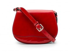 Valentina Handbag-24 Brick Red