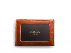 Bosca Weekend Wallet 94-27 27 Amber