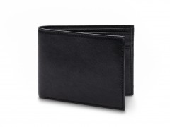 Bosca Executive I.D Wallet  95-150 150 Black