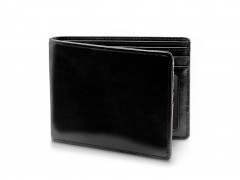 Bosca 5 Pocket Wallet W/ I.D. 9512-59 59 Black