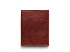 Bosca The Writer's Journal - Medium 956-218 218 Dark Brown