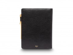 Bosca Journal - Large 958-150 150 Black