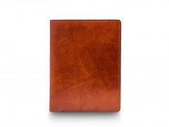 Bosca The Writer's Journal- Large 958-217 217 Amber