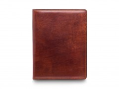 Bosca The Writer's Journal- Large 958-218 218 Dark Brown
