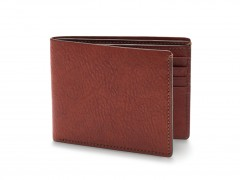 Bosca 8 Pocket Deluxe Executive Wallet 98-158 158 Dark Brown