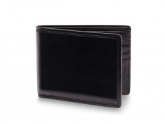 Bosca 8 Pocket Deluxe Executive Wallet 98-219 219 Black