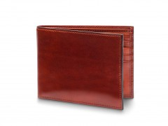 Bosca 8 Pocket Wallet 98-32 32 Cognac