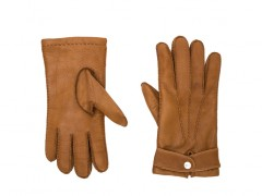 Deerskin Glove-962 Tan-Medium