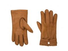 Bosca Deerskin Glove 5603-962 962 Tan