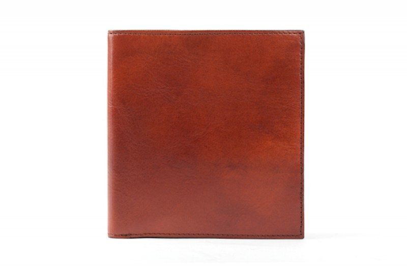 12 Pocket Credit Wallet | Leather Men's Bifold Wallet
