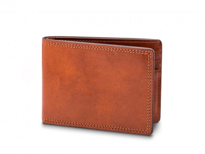a1b27fa19e12 Small Bifold Wallet-218 Dark Brown - 218 Dark Brown