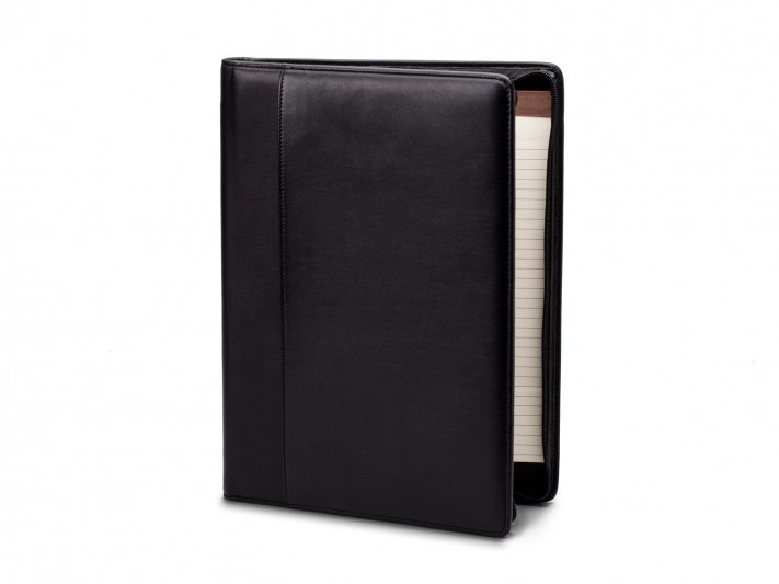 Deluxe Zip Around Portfolio Organizer